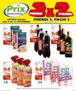 Prix - Prendi 3 paghi 2