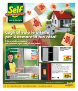SELF - Cogli al volo le offerte per sistemare la tua casa!