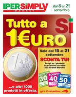 IperSimply - Tutto a 1€