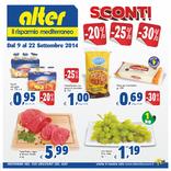 Alter Discount - Sconti -20% -25% -30%