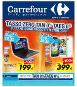 Volantino Carrefour Ipermercati - Catalogo Tecnologia