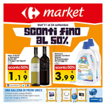 Carrefour Market - Sconti fino al 50%