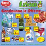 Leon - Continuano le offerte