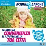 Acqua & Sapone - La nostra convenienza ti aspetta nella tua città