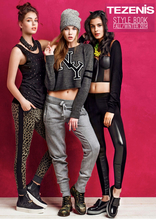 Tezenis - Style Book Fall/Winter 2014