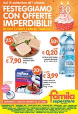 Famila Superstore - Festeggiamo con offerte incredibili!