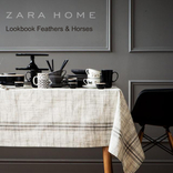 Zara Home - Lookbook - Feathers and Horses