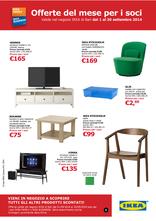 IKEA - Offerte del mese per i soci