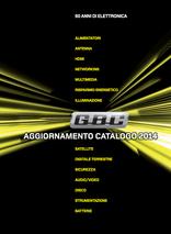 Volantino GBC - Aggiornamento catalogo 2014