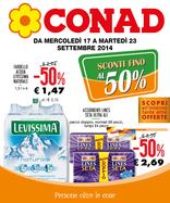 Conad - Sconti fino al 50%
