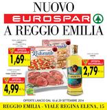 Eurospar - Nuovo Eurospar a Reggio Emilia