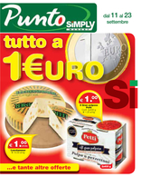 Punto Simply - Tutto a 1 €uro
