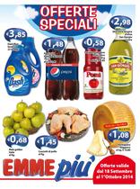 Emmepiù - Offerte speciali
