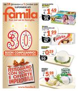 Famila - Festeggiamo con sconti e offerte imperdibili!