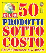 Ecu - 50 prodotti sotto costo