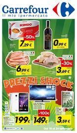 Carrefour Ipermercati - Prezzi Shock!