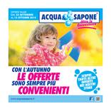 Acqua & Sapone - Con l'autunno le Offerte sono sempre piu' Convenienti