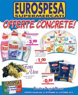 Eurospesa - Offerte concrete!