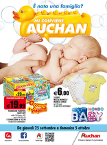 Auchan - Speciale Baby