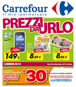 Carrefour Ipermercati - Prezzi da urlo