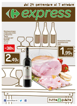 Carrefour Express - Promozioni express