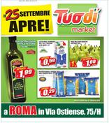 Tuodì - Il 25 settembre Apre! Roma