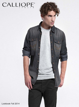 Calliope - Lookbook Man Fall 2014