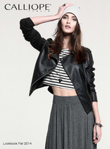 Calliope - Lookbook Woman Fall 2014