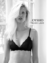 Oysho - Basic Lace