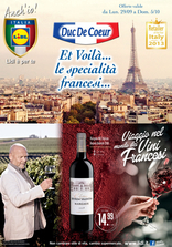 Lidl - Et voilà... le specialità francesi...