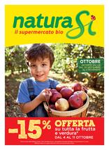 NaturaSì - Offerte ottobre