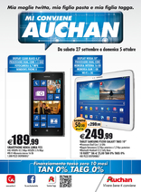 Auchan - Catalogo Tecnologia
