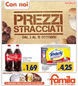Famila - Prezzi stracciati