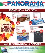 Panorama - Sconti 30% 40% 50%