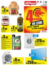 Auchan - 4 giorni da leone