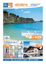 Volantino Eurospin Viaggi - Offerte ottobre 2014