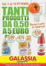 Galassia - Tanti prodotti da 0.50 a 5€