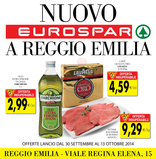 Eurospar - Nuovo a Reggio Emilia