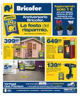 Bricofer - La festa del risparmio
