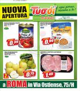 Tuodì - Nuova apertura Roma