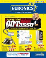 Euronics - Operazione 00Tasso