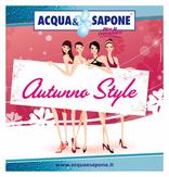 Acqua & Sapone - Autunno Style