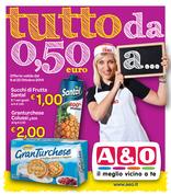 A&O - Tutto da 0.50€ a...