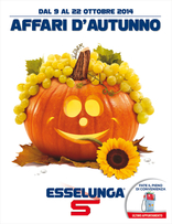 Esselunga - Affari d'autunno
