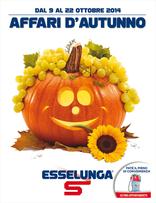 Esselunga - Affari d'autunno