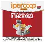 Ipercoop - Passa alla cassa e incassa!