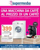Supermedia - Una macchina da caffè al prezzo di un caffè!
