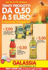 Galassia - Tanti prodotti da 0,50 a 5 euro