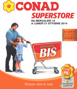 ucfirst($publishType) Conad Superstore - Operazione Bis