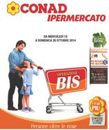 Conad Ipermercato - Operazione Bis